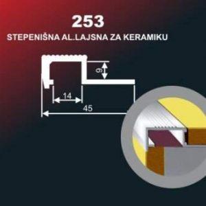 1028 Alu lajsna 253 SR