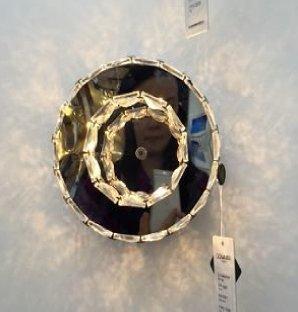 1069 Zidna lampa AD49 kristal