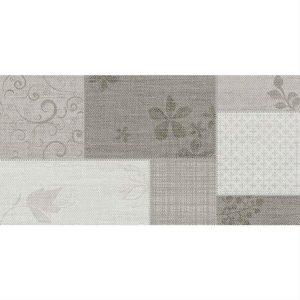 1331 Kanjiža Cotton Taupe 25x50