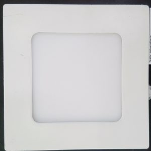 1369 Led panel 4W kvadrat ugradni