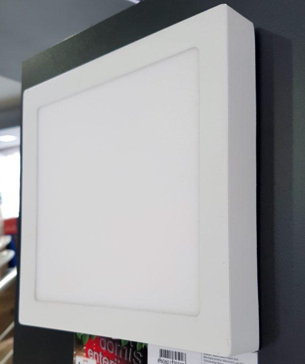 1373 Led panel 18W kvadrat nadgradni