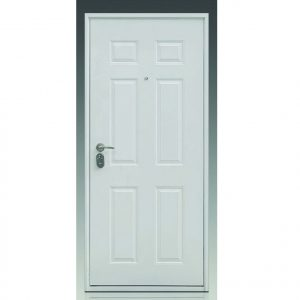 2192 Sigurnosna vrata 100x205 Bela Desna
