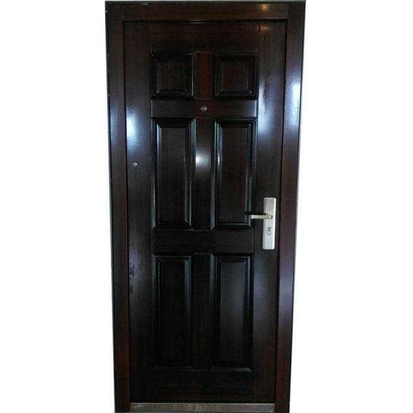 2193 Sigurnosna vrata 90x202 Braon Desna
