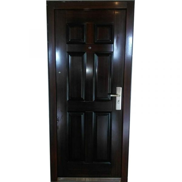 2194 Sigurnosna vrata 100x205 Braon Desna