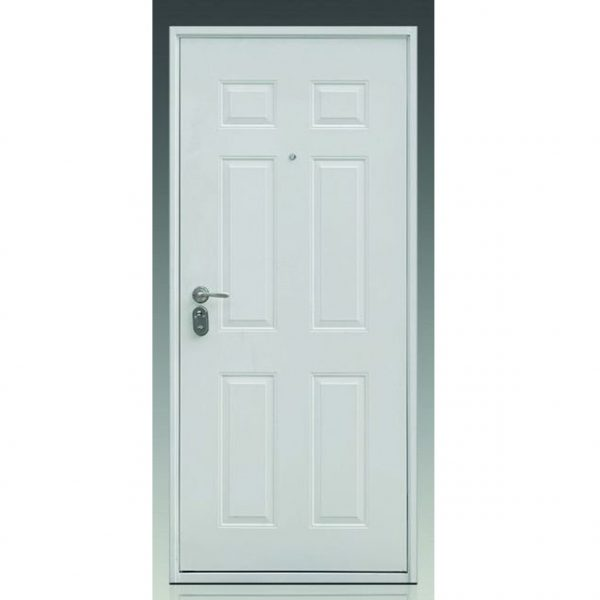 2203 Sigurnosna vrata 90x202 Bela Leva