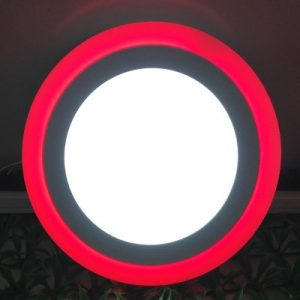 3262 Led panel 16W krug Red ugradni