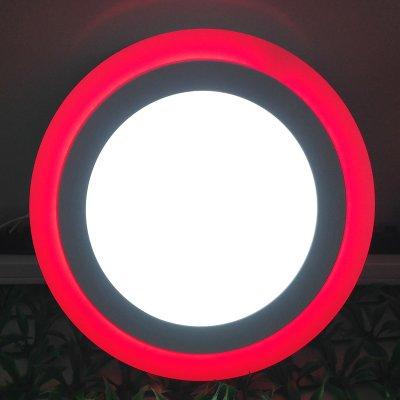 3262 Led panel 16W krug Red ugradni
