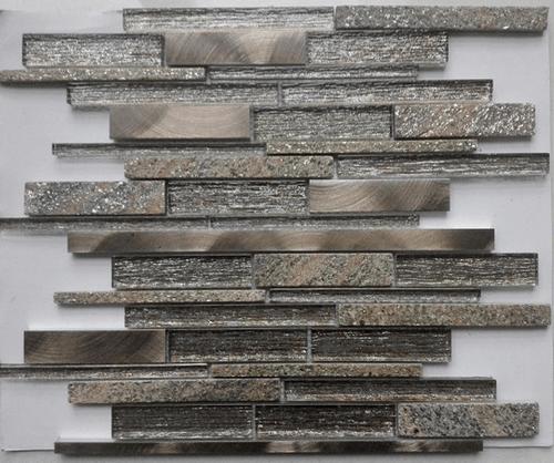 365 Stakleni mozaik GWJ046SZ-2 Bronza 300x315x8mm