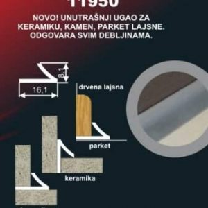 3695 3696 Alu lajsna 11950 SR