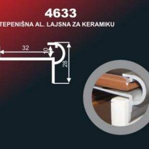 4210 Alu lajsna 4633 SR