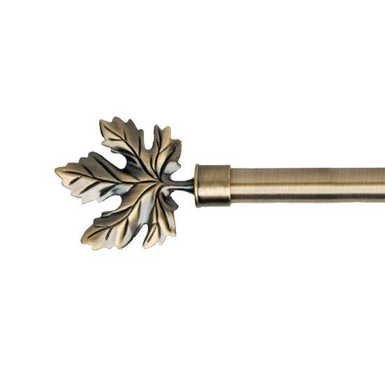 4880 Završetak za garnišne Iva ø16 bronza