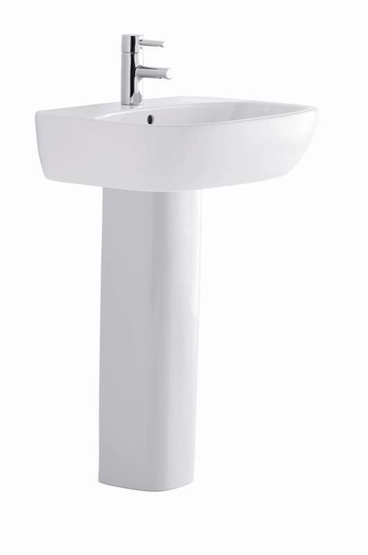5087 Pozzi Stub za lavabo 60cm Fantasia 2 (50151)
