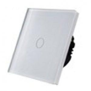 5144 Prekidač za svetlo Touch 1 krug beli
