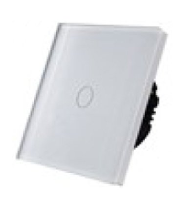 5153 Prekidač za svetlo Touch Potenciometar 1 krug beli