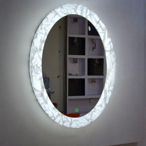 645 Led ogledalo Diamond