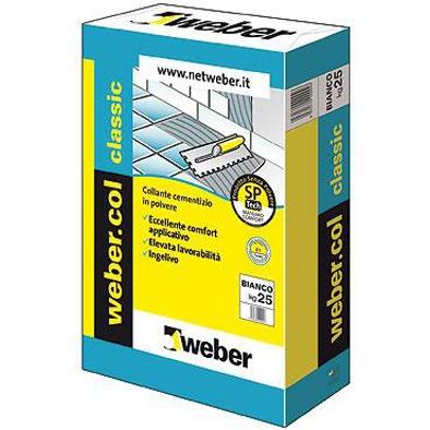 6978 WEBER COL CLASSIC PLUS LEPAK ZA K.PLOC. 25/1 UN. I SP. A-10%