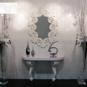 7354 La Platera Decor Tradition White