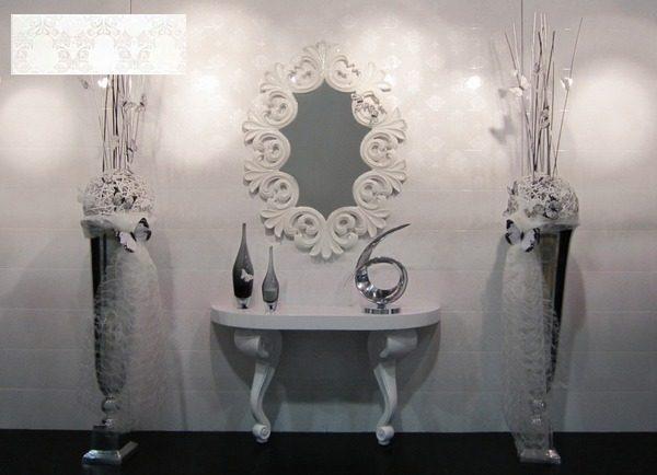 7354 La Platera Decor Tradition White