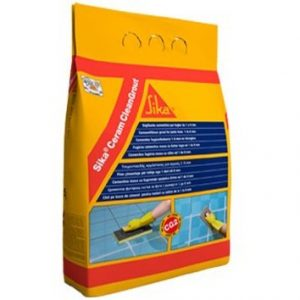 7576 SIKA CERAM CLEAN GROUT ANTHRACIT (5KG)
