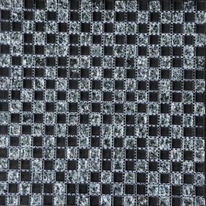 7842 Stakleni mozaik Black-007