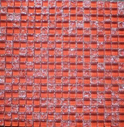 7845 Stakleni mozaik Red-007