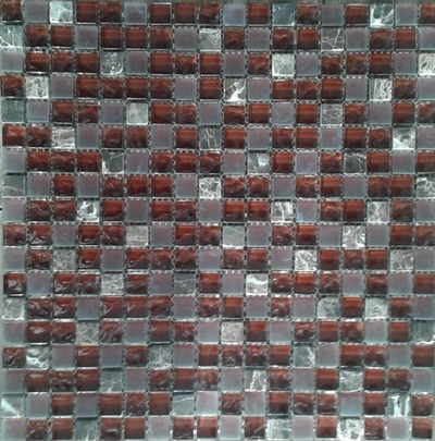 9127 Staklo granit mozaik NO 099