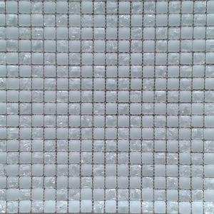 9132 Stakleni mozaik Superwhite-C
