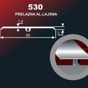 954 Alu lajsna 530 ZL
