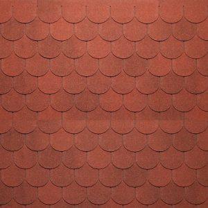 9554 Tegola Eko biber Crvena