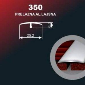 960 Alu lajsna 350 ZL