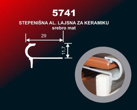 9701 Alu lajsna 5741