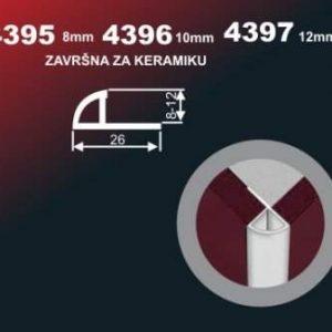 979 Alu lajsna 4395 ZL