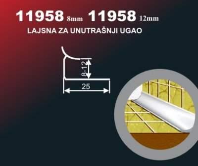 981 Alu lajsna 11958 ZL