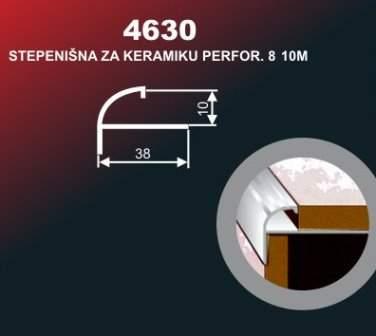 984 Alu lajsna 4630 ZL