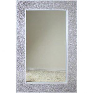9872 Ogledalo Mosaic Silver 60x90 121 Flatmsc
