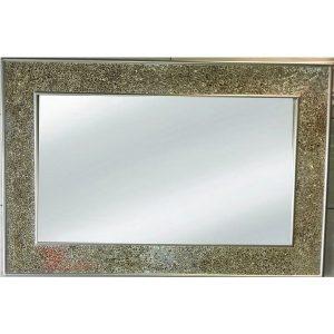 9873 Ogledalo mosaic Champange 60x90 121 Flatmsc