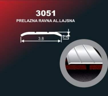 988 Alu lajsna 3051 ZL