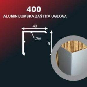 4206 Alu lajsna 400 SR